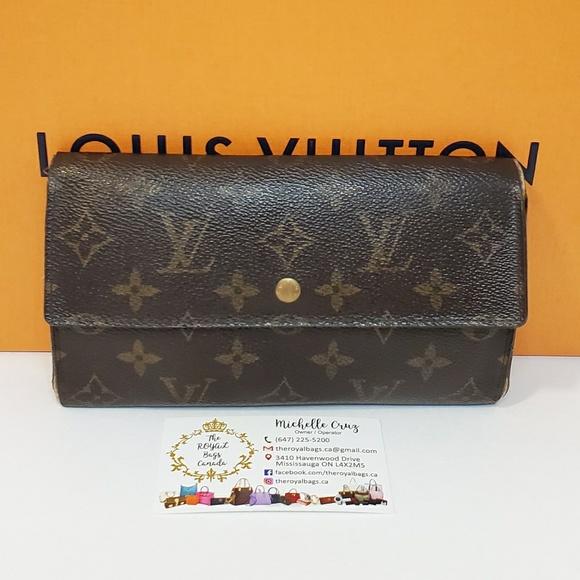 Louis Vuitton International Wallet